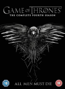Game of Thrones: The Complete Fourth Season, DVD  DVD