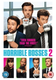 Horrible Bosses 2, DVD  DVD
