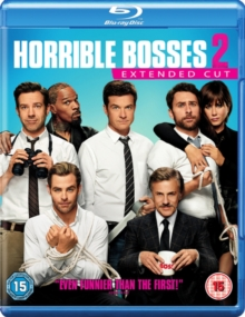 Horrible Bosses 2: Extended Cut, Blu-ray  BluRay