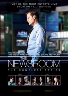 The Newsroom: The Complete Series, DVD DVD