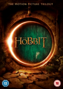 The Hobbit: Trilogy, DVD DVD
