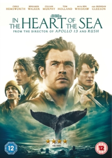 In the Heart of the Sea, DVD DVD