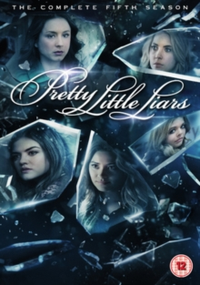 Pretty Little Liars: The Complete Fifth Season, DVD DVD