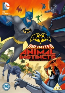 Batman Unlimited: Animal Instincts, DVD  DVD