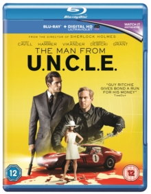 The Man from U.N.C.L.E., Blu-ray BluRay