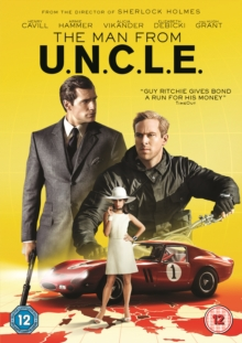 The Man from U.N.C.L.E., DVD DVD