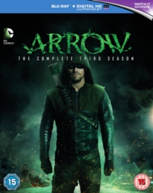 Arrow: The Complete Third Season, Blu-ray  BluRay