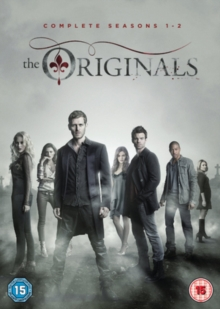 The Originals: Complete Seasons 1 and 2, DVD DVD
