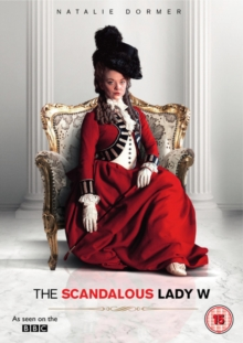 The Scandalous Lady W, DVD DVD