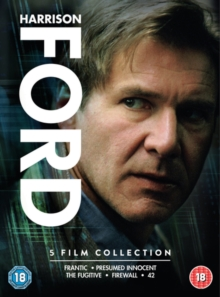 Harrison Ford Collection, DVD  DVD