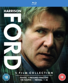 Harrison Ford Collection, Blu-ray  BluRay