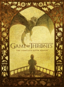 Game of Thrones: The Complete Fifth Season, DVD DVD