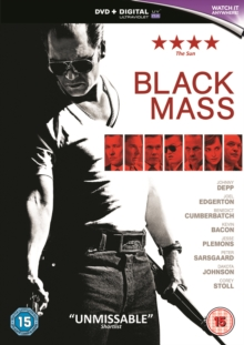 Black Mass, DVD DVD