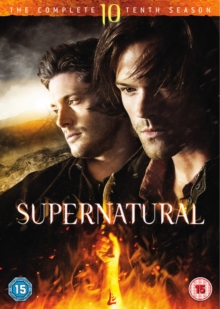 Supernatural: The Complete Tenth Season, DVD DVD