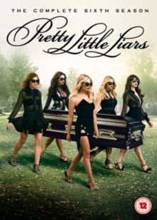 Pretty Little Liars: The Complete Sixth Season, DVD DVD