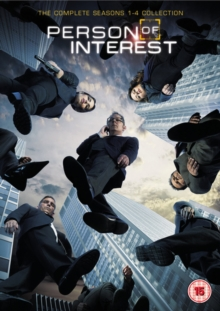 Person of Interest: The Complete Seasons 1-4 Collection, DVD DVD