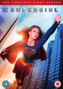 Supergirl: The Complete First Season, DVD DVD