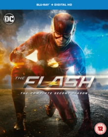 The Flash: The Complete Second Season, Blu-ray BluRay