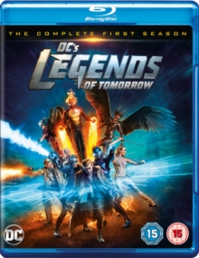 DC's Legends of Tomorrow: The Complete First Season, Blu-ray BluRay
