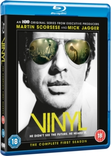 Vinyl: The Complete First Season, Blu-ray BluRay