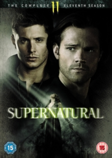 Supernatural: The Complete Eleventh Season, DVD DVD