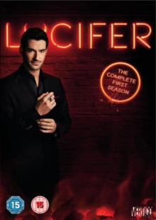 Lucifer: The Complete First Season, DVD DVD