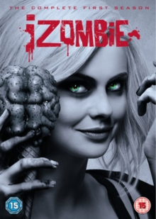 IZOMBIE: The Complete First Season, DVD DVD
