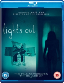 Lights Out, Blu-ray BluRay
