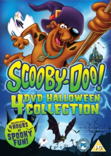 Scooby-Doo: Halloween Collection, DVD DVD