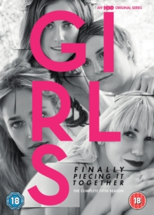 Girls: The Complete Fifth Season, DVD DVD