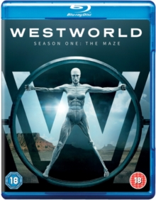 Westworld: Season One - The Maze, Blu-ray BluRay