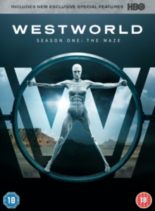 Westworld: Season One - The Maze, DVD DVD