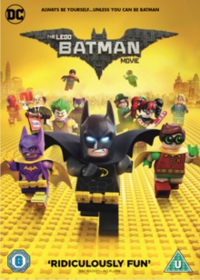 The LEGO Batman Movie, DVD DVD