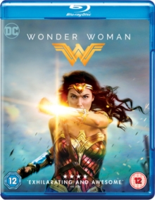 Wonder Woman, Blu-ray BluRay