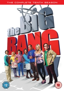 The Big Bang Theory: The Complete Tenth Season, DVD DVD