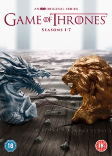 Game of Thrones: The Complete Seasons 1-7, DVD DVD