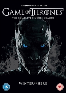 Game of Thrones: The Complete Seventh Season, DVD DVD