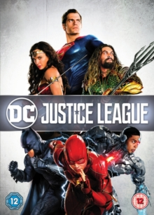 Justice League, DVD DVD
