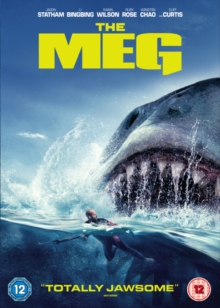 The Meg, DVD DVD