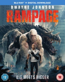 Rampage, Blu-ray BluRay