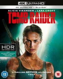 Tomb Raider, Blu-ray BluRay
