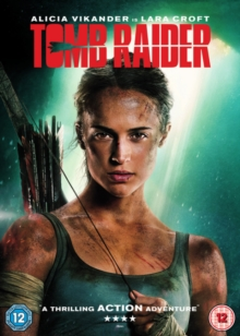 Tomb Raider, DVD DVD