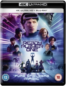Ready Player One, Blu-ray BluRay