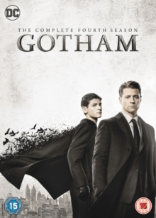 Gotham: The Complete Fourth Season, DVD DVD