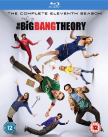 The Big Bang Theory: The Complete Eleventh Season, Blu-ray BluRay