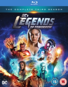 DC's Legends of Tomorrow: The Complete Third Season, Blu-ray BluRay