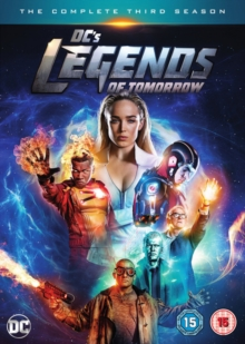 DC's Legends of Tomorrow: The Complete Third Season, DVD DVD