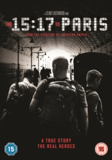 The 15:17 to Paris, DVD DVD
