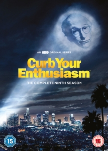 Curb Your Enthusiasm: The Complete Ninth Season, DVD DVD