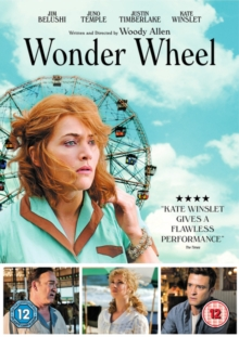 Wonder Wheel, DVD DVD